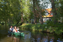Urwald für Paddler - Auf Tour im UNESCO Biosphärenreservat Spreewald
