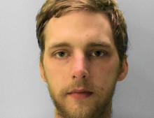 Lewes man Charles Pleasance wanted for recall to prison
