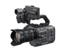 Sony lanza la cámara profesional full-frame FX6 para ampliar su línea de cámaras de cine