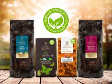 En grönare kaffeförpackning för en ljusare framtid