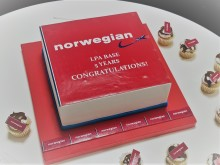 Norwegian celebra el quinto aniversario en su base de Gran Canaria y aumenta su capacidad en un 13% esta temporada de invierno