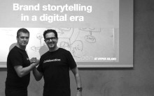 Open Communications challenges Hyper Island students to reinvent brand storytelling for the digital age