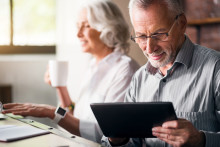 Virksomheder i Randers får hjælp til at fastholde seniorer