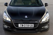 Kanonstart för Peugeot 508: Försäljningssuccé och högsta betyg i Euro NCAP´s krocktest!