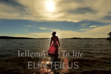 """Lansering av albumet """"Iellemij - To Life"""", Elin Teilus med band konsert, Jokkmokks marknad 9 februari"""