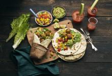 Grönsaksbullar – nyhet på middagsbordet: Fortsatt vegetarisk storsatsning av Findus