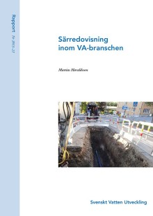 SVU-rapport 2013-21: Särredovisning inom VA-branschen (Management)