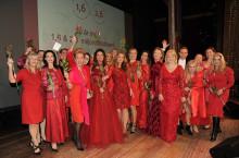 Woman in Red - En kampanj om kvinnohjärtat