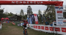 Fossesholm, Lind, Bohé og Fagerhaug vant NC 5 Terreng Rundbane, Rye.