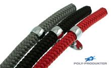DESIGN - ny serie flätade Trappräckslinor / Dekorationslinor från Poly-Produkter
