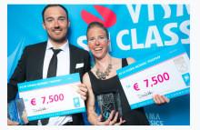 Visma Nordic Trophy-vinnerne kronet etter sesongens siste renn