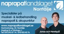Naprapatlandslaget - annons