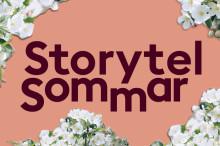 Fängslande berättelser i Storytel Sommar