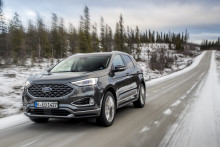 Nå er nye Ford Edge klar for Europa