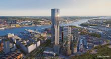 KONE installerar hissar med innovativ teknik i Nordens högsta byggnad Karlatornet