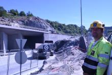 Gjør tunnelene brannsikre med Leca