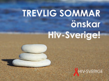 Trevlig sommar önskar Hiv-Sverige!