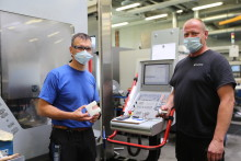 Hephata-Werkstätten helfen bei Produktion des Corona-Impfstoffs