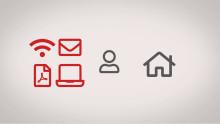 5 tips til digital sikkerhet på hjemmekontoret