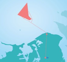 Publication of the market dialogue material for the future Hesselø Offshore Wind Farm tender