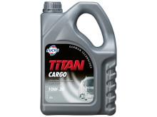 TITAN CARGO -sarja päivitetään VOLVO VDS 4.5- ja API CK-4 -vaatimusten täyttämiseksi