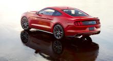 Ny Ford Mustang hyldet på det største Mustang træf nogensinde i Europa