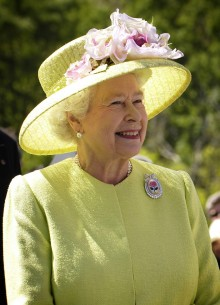 Happy Birthday to Her Majesty The Queen
