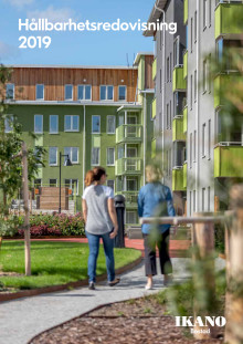 Ikano Bostads hållbarhetsredovisning 2019