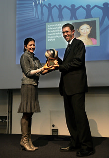 Chr. Hansen wins prestigious logistics award