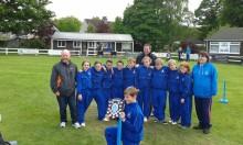 New Elgin wins Kids Kwik Cricket Festival