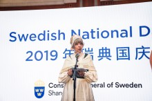 Bluewater相伴瑞典驻华大使馆共庆瑞典国庆日