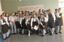 Provsmakningssuccé -  Astar-elevernas rätter in på menyn i Motala