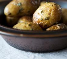 Ny potatis för alla som gillar långsamma kolhydrater