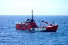 Legendary rescue vessel retires