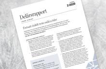 Akademiska Hus delårsrapport 1 januari – 30 juni 2020