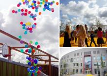 Hyllievångsskolan – the place to be in Malmö!