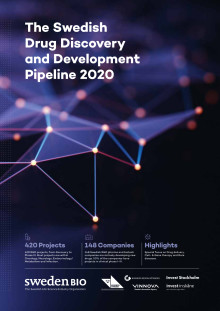 The Swedish Drug Discovery and Development Pipeline 2020 (SwedenBIO)
