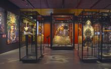 Sista chansen att se utställningen Feathers på Etnografiska museet