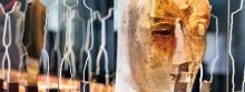 Kungsmässan i Kungsbacka visar unik utställning av glaskonst ifrån Kosta Boda
