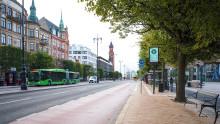Projekt Drottninggatan och Järnvägsgatan utsett till Årets stadsbyggnadsprojekt