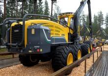 Ecologs E-serie komplett med ny storskördare 688E
