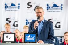 Pressekonferenz der SG Flensburg-Handewitt bei Hauptsponsor DÄNISCHES BETTENLAGER
