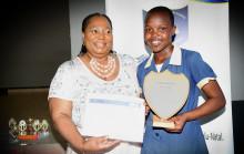 Hydroscand delar ut årets stipendium till elev i Sydafrika
