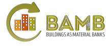 Get involved in the project Buildings As Material Banks