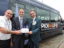OXFORD BUS COMPANY'S PICKMEUP SERVICE CELEBRATES ONE YEAR ANNIVERSARY