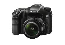 Fotografia de precisão: A Sony apresenta a nova câmara A-mount α68 com FOCAGEM 4D