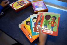 Rädda Barnen lanserar Stopp! Min kropp! 2.0– ska lära barn om kroppen, gränser och sexuella övergrepp