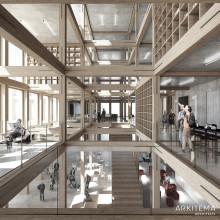 Arkitema satser stort på trebygg