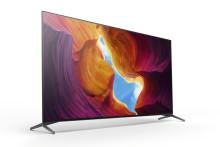 Los nuevos televisores XH95 4K HDR Full Array LED de Sony ya están disponibles