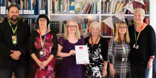 Bury Archives - officially in the top 5% of UK services